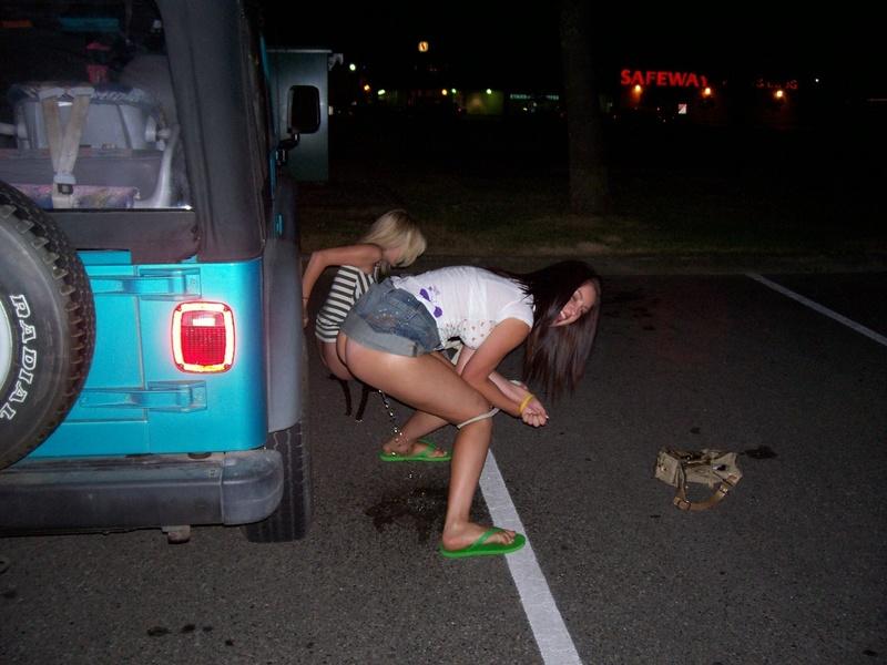 Пьяные женщины блюют 11 фотография