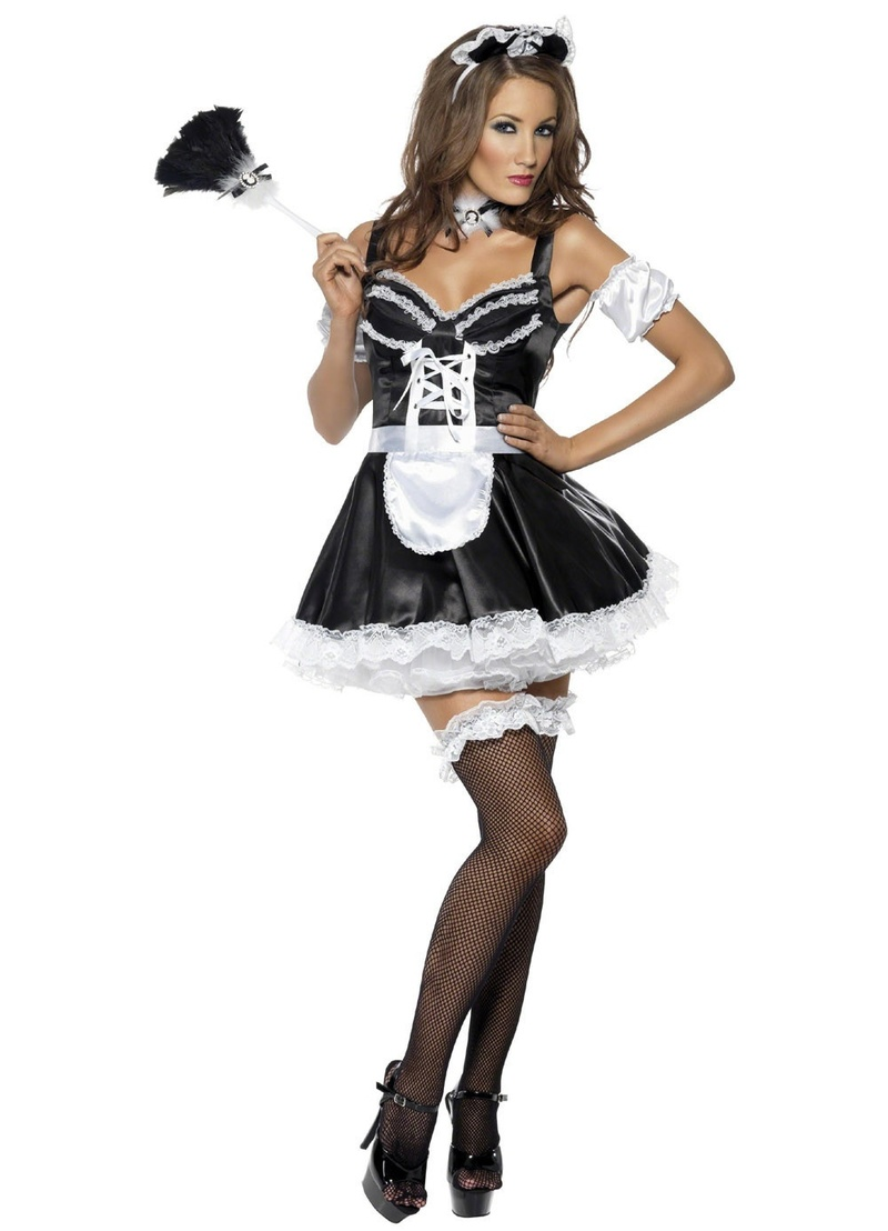 Фото девушек в костюме горничной 13 фотография