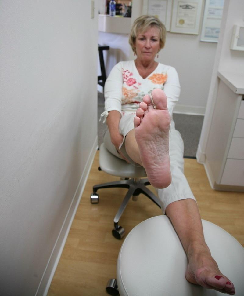 фото грязных женских ступней