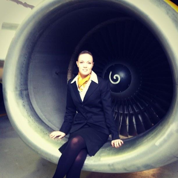 У стюардесс под юбкой  podjubkamiru