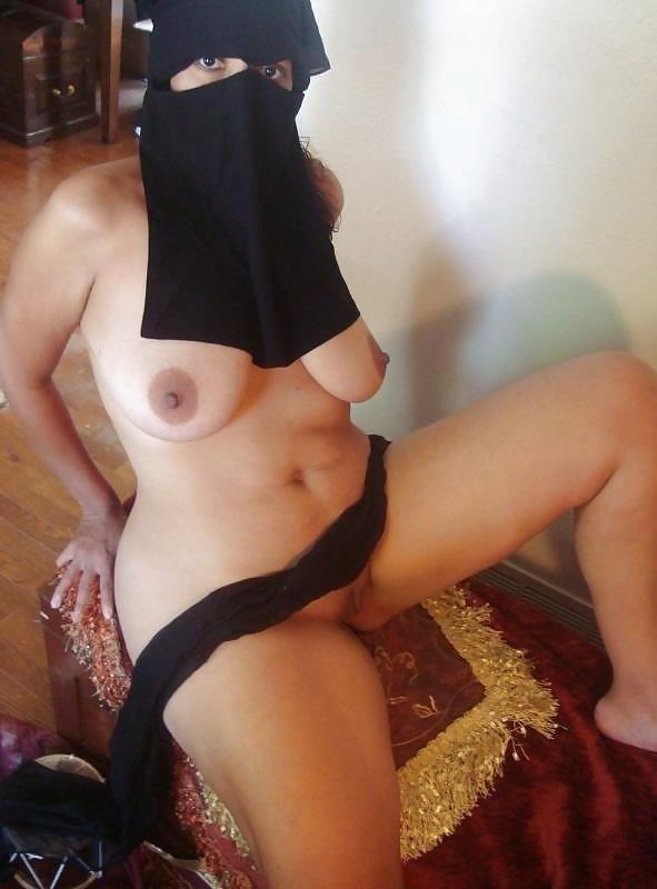 Фото голой женщины мусульманки