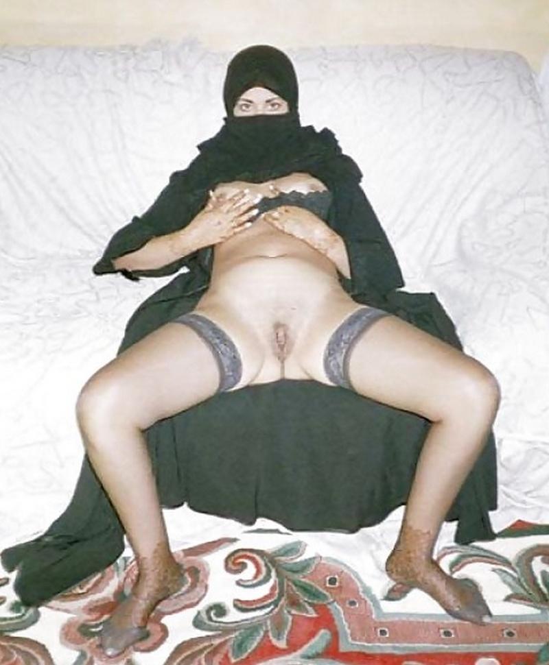 Секс девушки в хиджабе 11 фотография