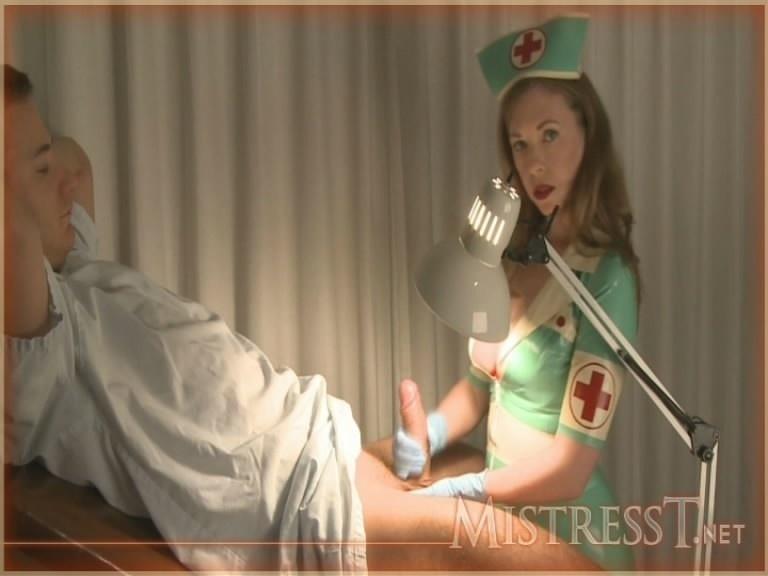 Выпила после медсестра сперму