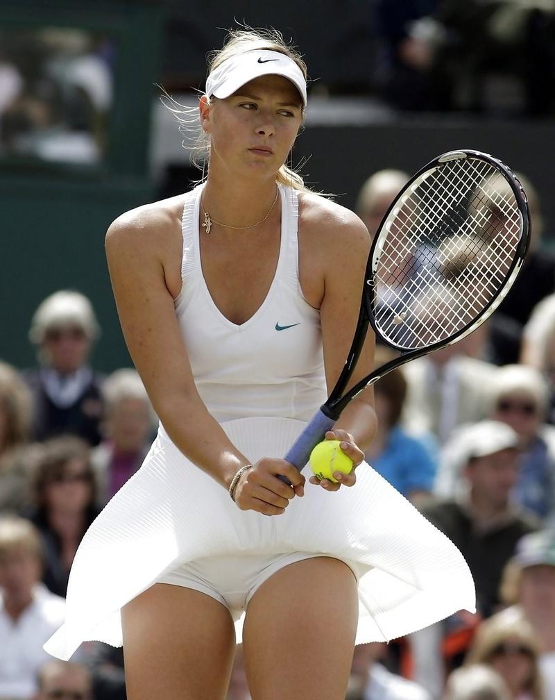 девочки постоянно сексуальные фото теннисисток знаете