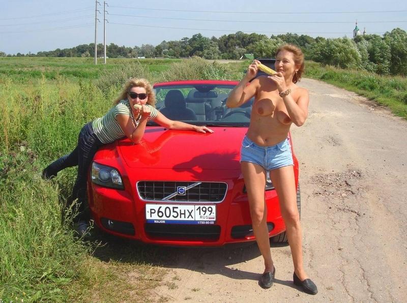 Русские женщины развлекаются 2 фотография