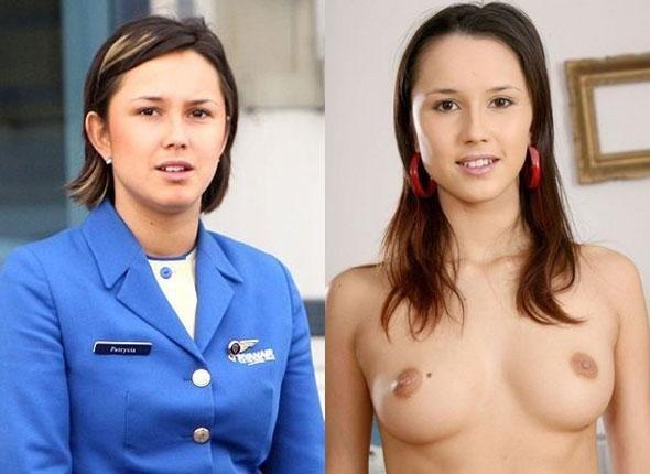 Air Stewardess Edita Bente Loves Taking It Anal Coed Cherry Intporn 1