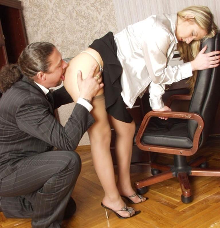 Ролики подчиненную эротика совратила начальница