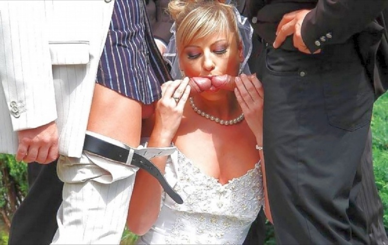 видео невесты отрываются на свадьбе круто эротично на публике сайта разделяют большинства