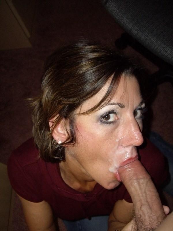 Milf lesbian cum shot