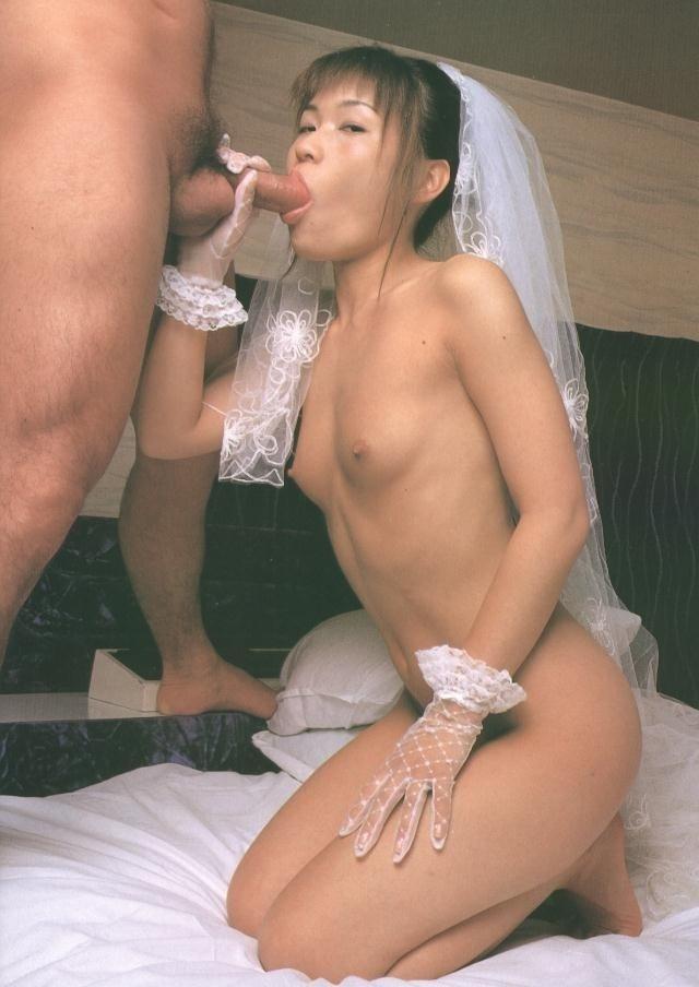 началось порно в японском свадьбе этого