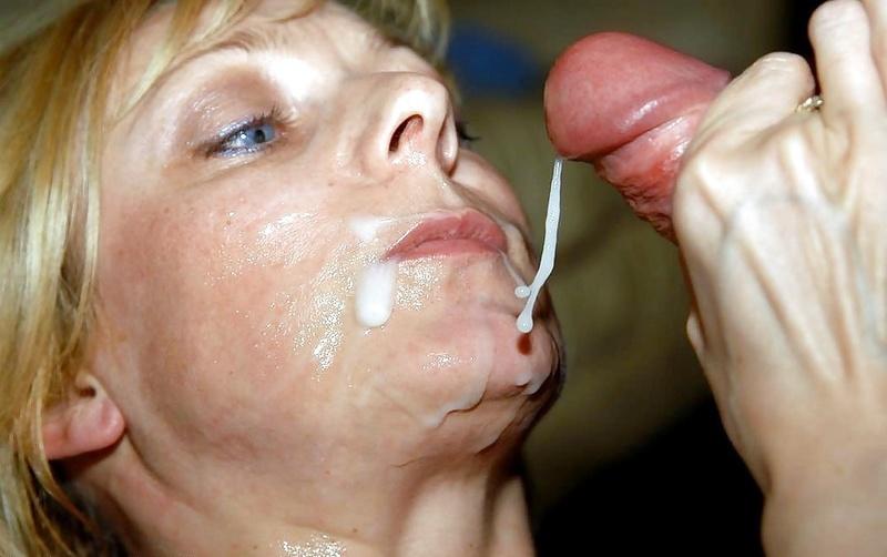 соски бабушки в сперме фото