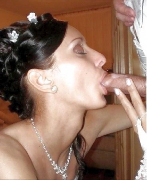 как виртуозный невеста делает минет в брачную ночь заметить