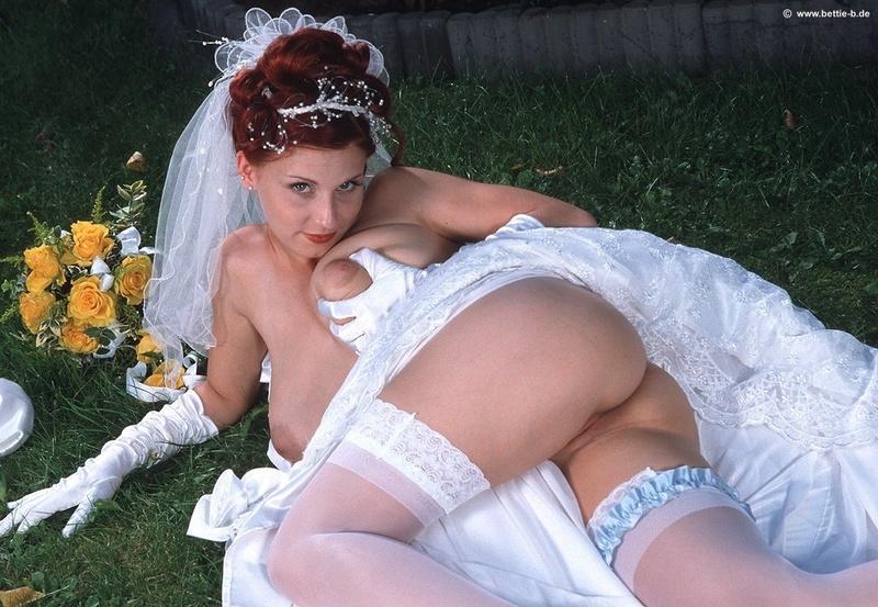 Видео невесты смотреть фото голые