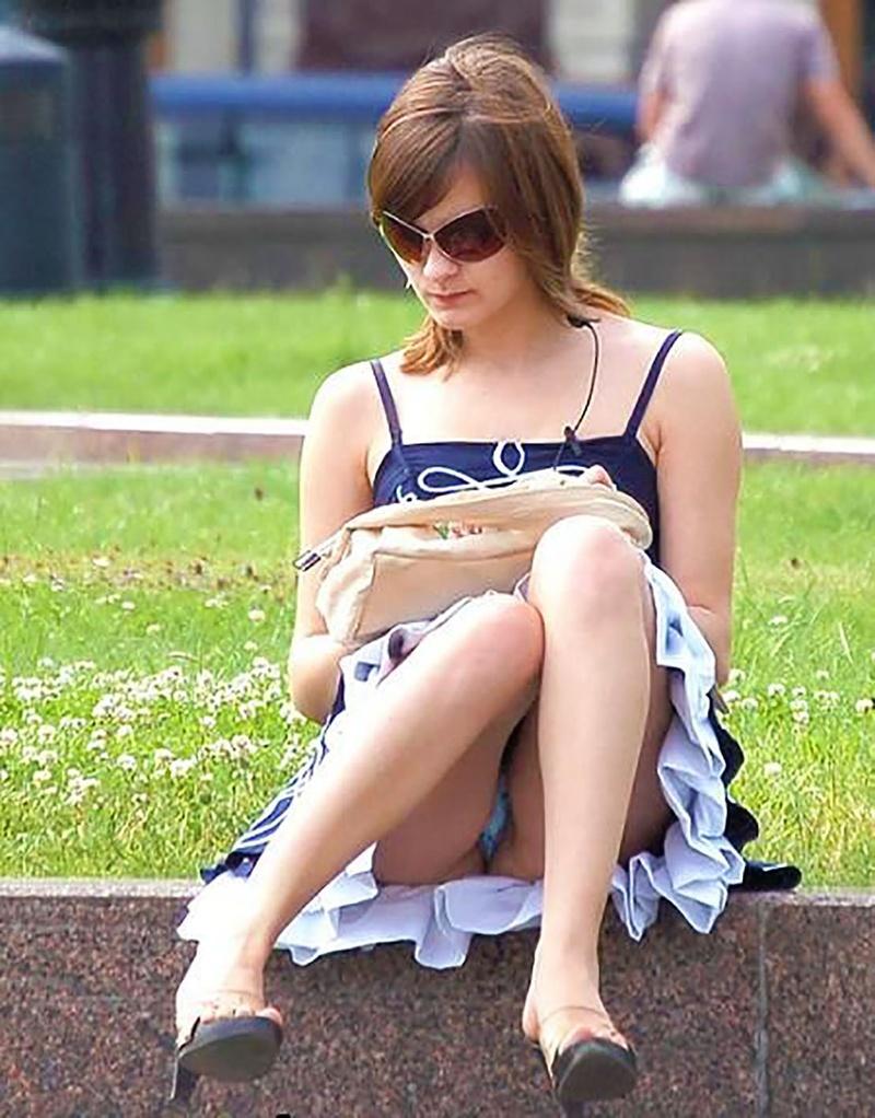 Что под юбками у дам 18 фотография