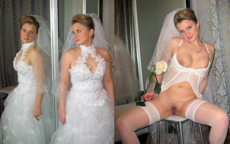 Раздетые невесты фото 3 фотография