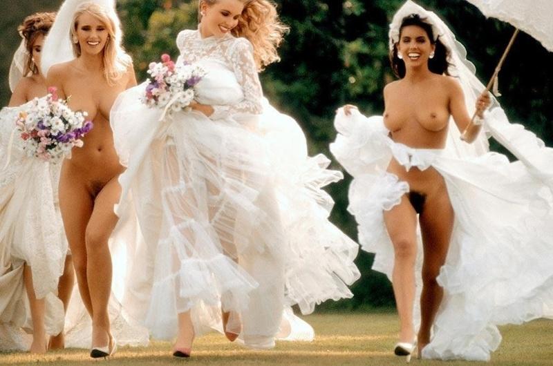 порно невеста фотосессия