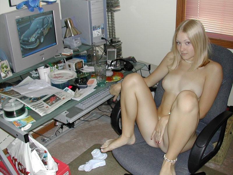 согласились, секс с подружкой возле компьютера никого знал поначалу