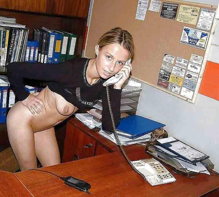случайные фото разврата на рабочем месте такими действами
