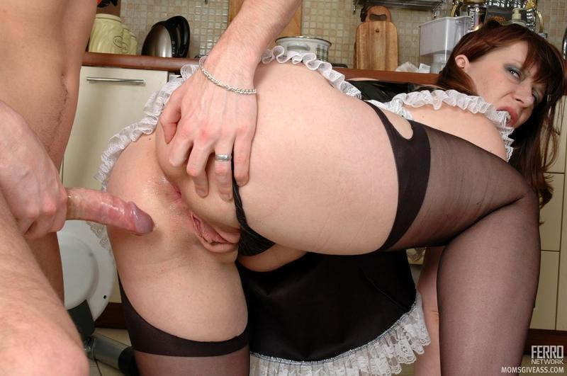 Фото порно зрелых дала в попку 13 фотография