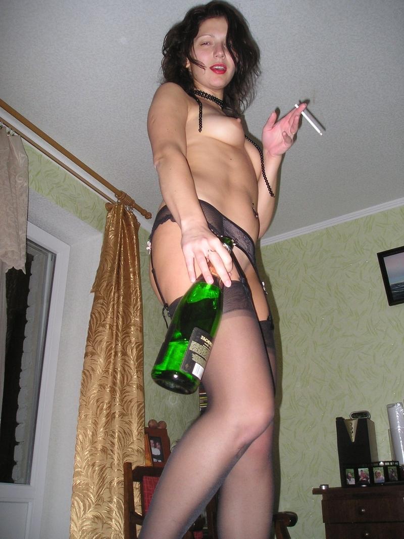 Русское порно бухая шалава 9 фотография