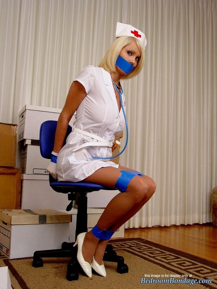 bondage медсестры