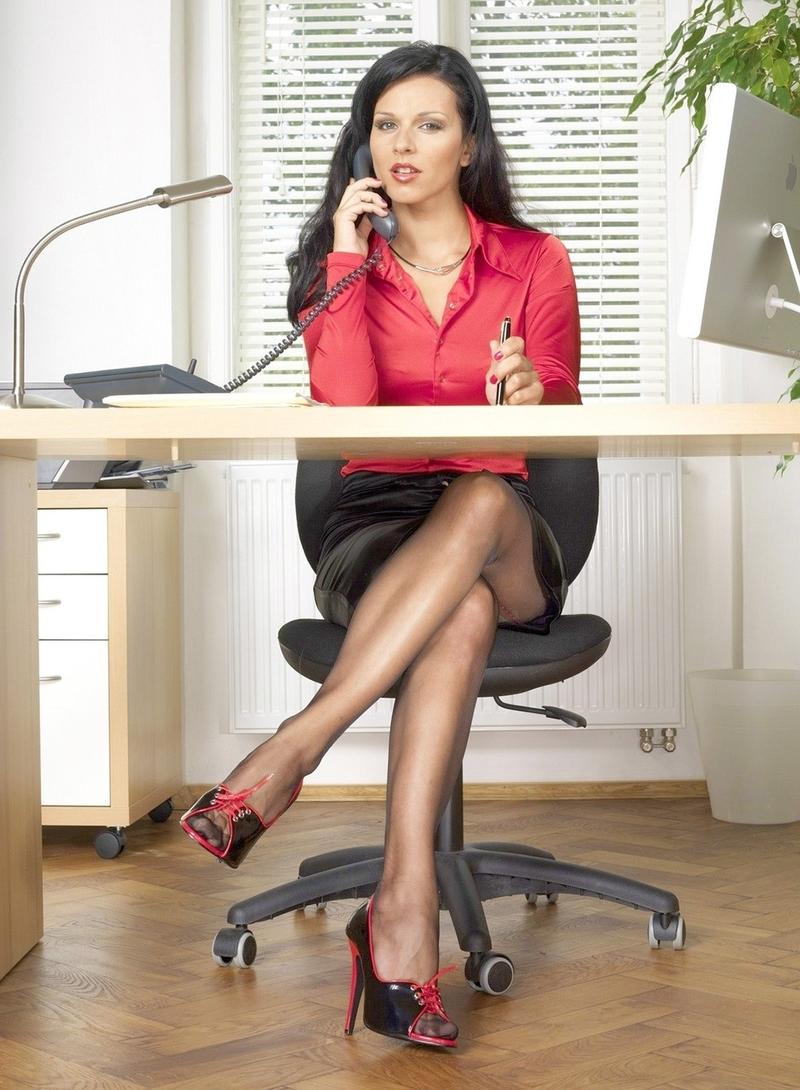 Эротика день секретарши смотреть 24 фотография