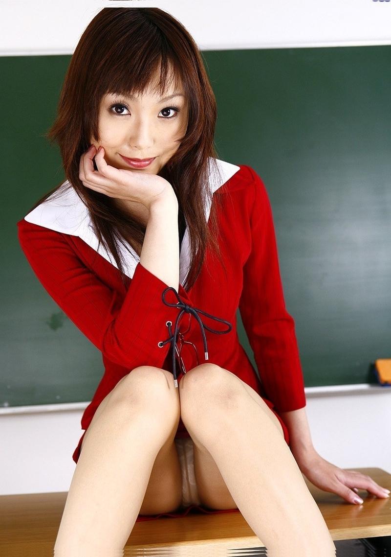 Японский учительница секс 18 фотография