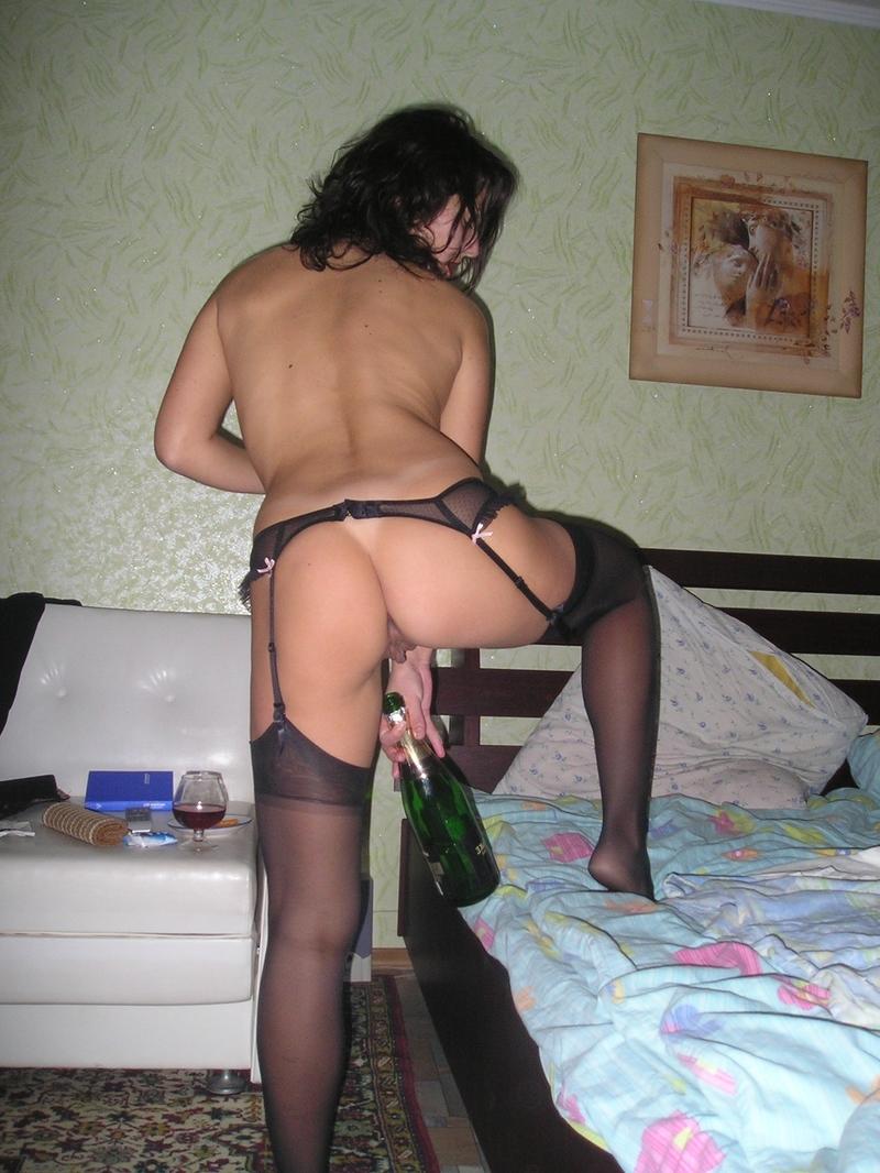 Пьяную в чулках 18 фотография