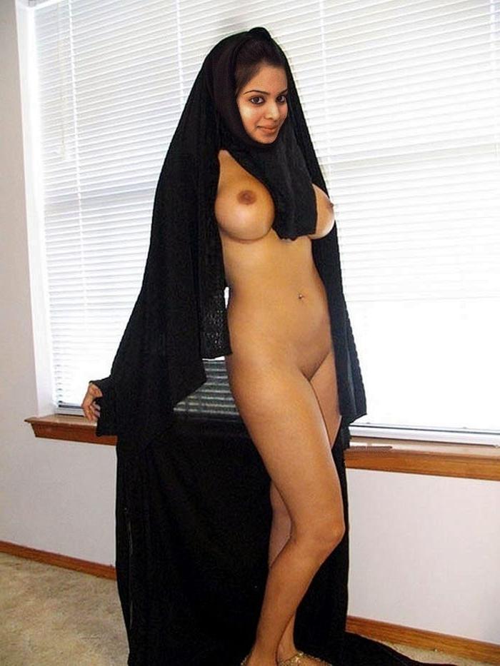 Ню фото мусульманки