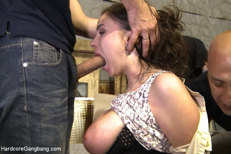 Hidden camera handjob
