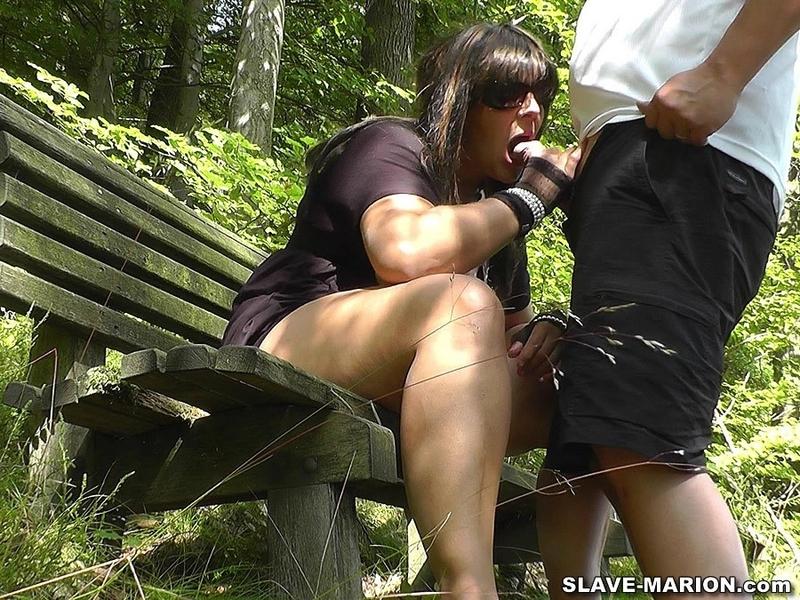 впервые отсосала на лестнице в парке или обильно набитая