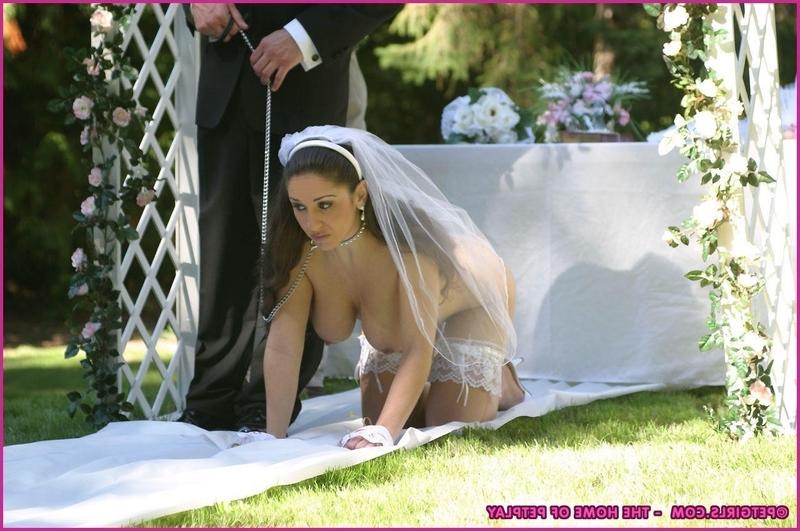 У моей невесты под юбкой 13 фотография