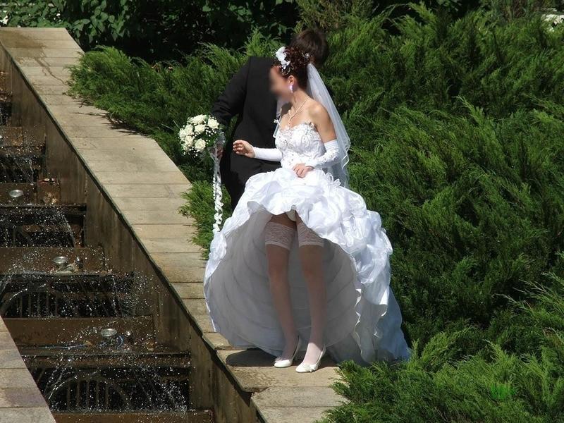Фото невест казусы 2 фотография