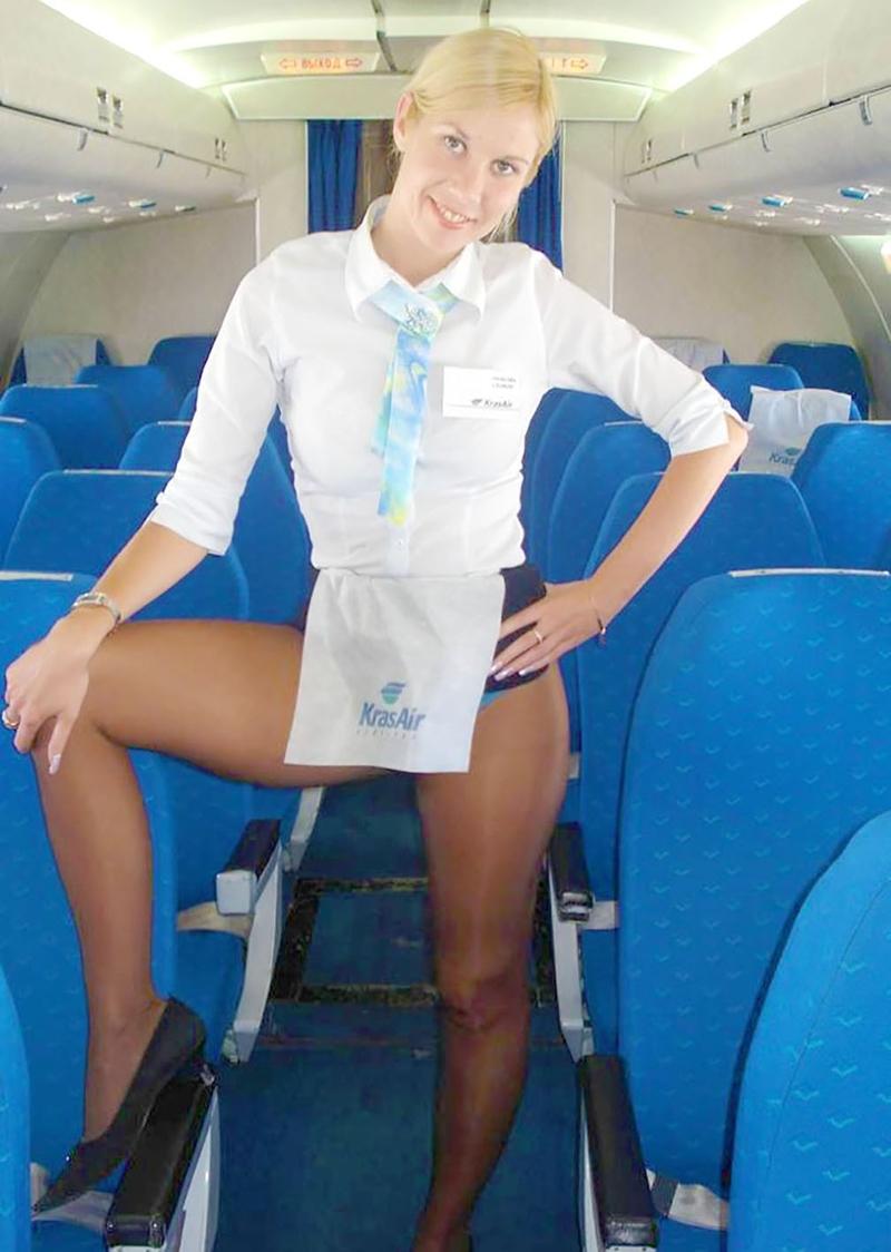Секс в самолете 12 фотография