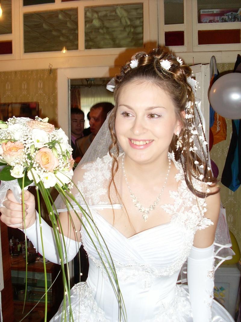 Русская невеста ебется 23 фотография