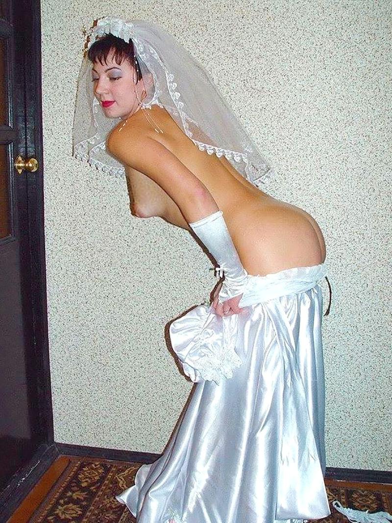 Развратные русские невесты 10 фотография