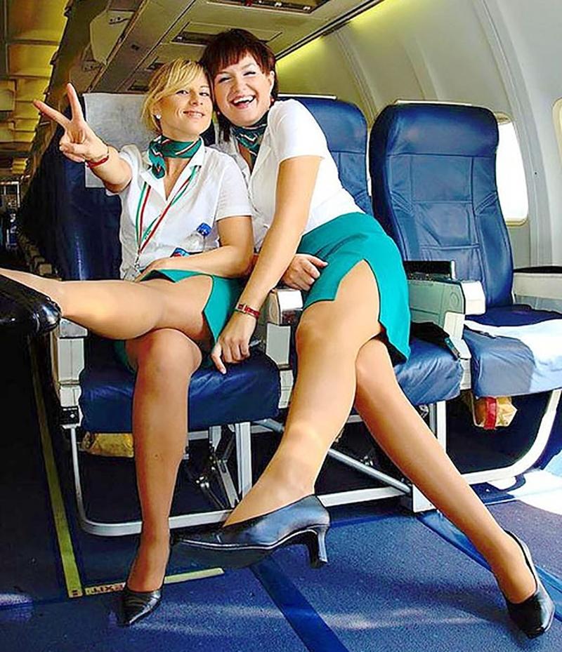 Стюардесса в колготках фото 23 фотография