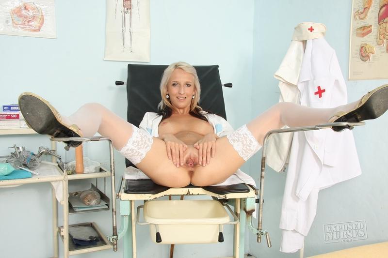 Эротика на гинекологическом кресле 10 фотография