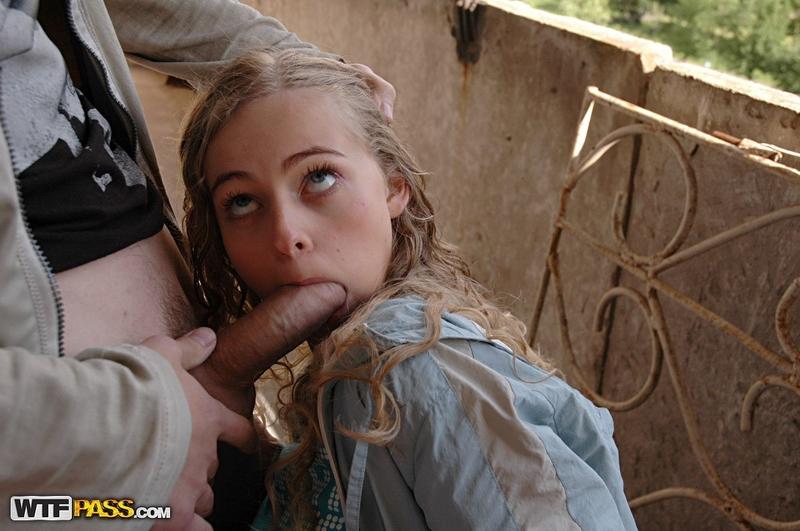 Азер дал в рот молодой подружку в деревне
