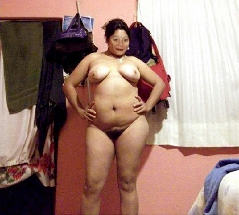 Голые жирные индианки — 8