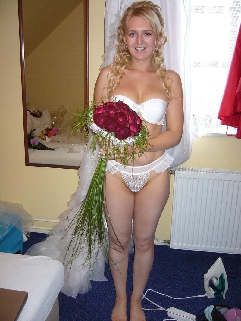 Фото невесту раком 4 фотография