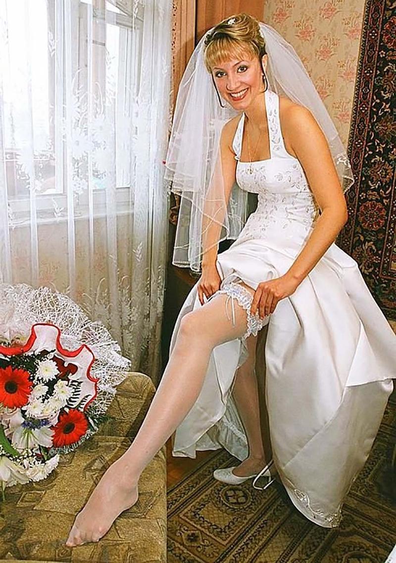 Развратные русские невесты 9 фотография