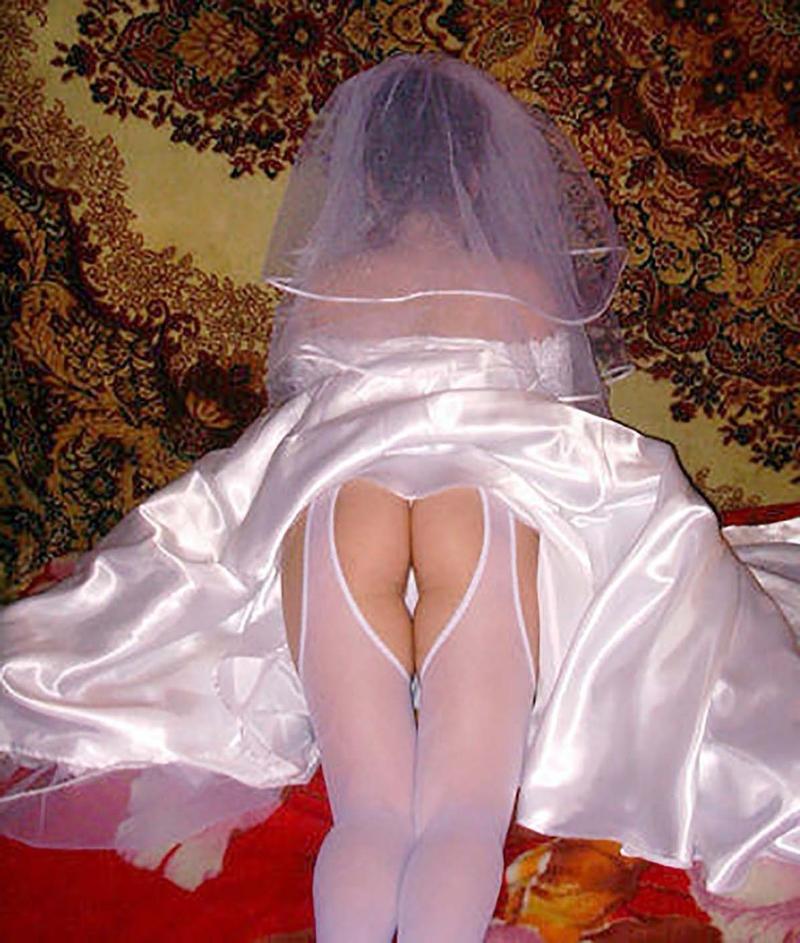 Развратные русские невесты 11 фотография