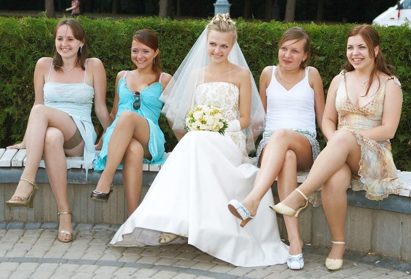 Русская невеста пьяная 23 фотография