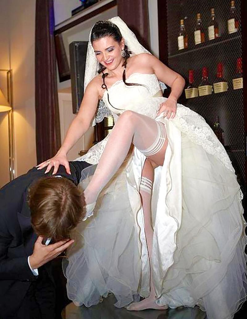 Фото разврата на свадьбах 17 фотография