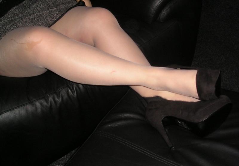 Секс девушка с толстым ногами 11 фотография