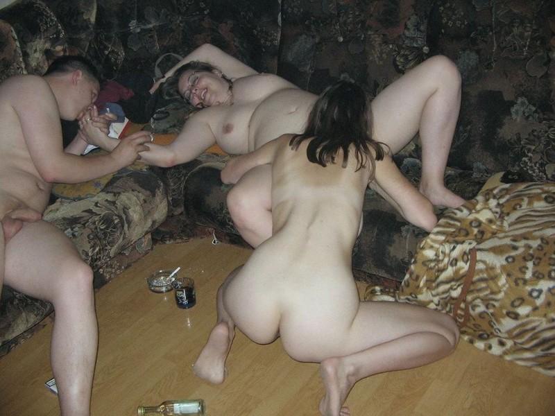 Русские Пьяные Шлюхи Деревня