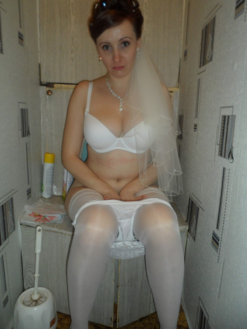 Русская невеста ебется 16 фотография