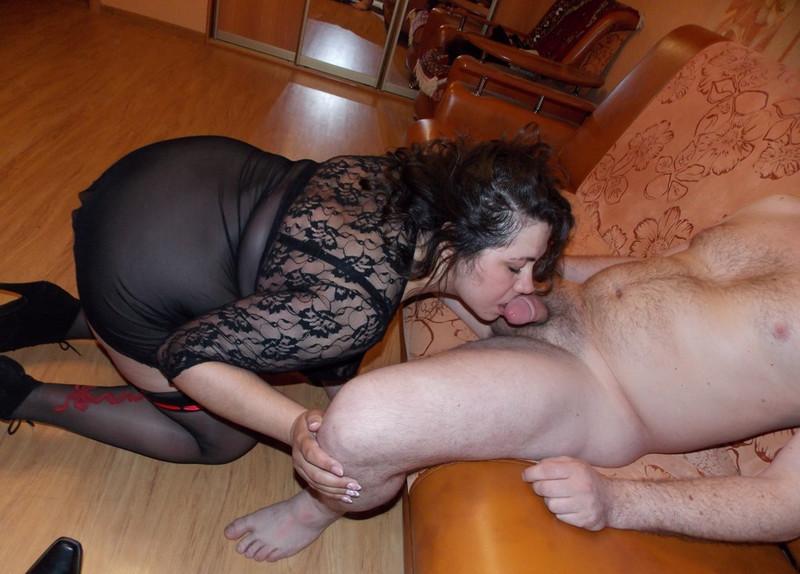 жену толстушку трахаю
