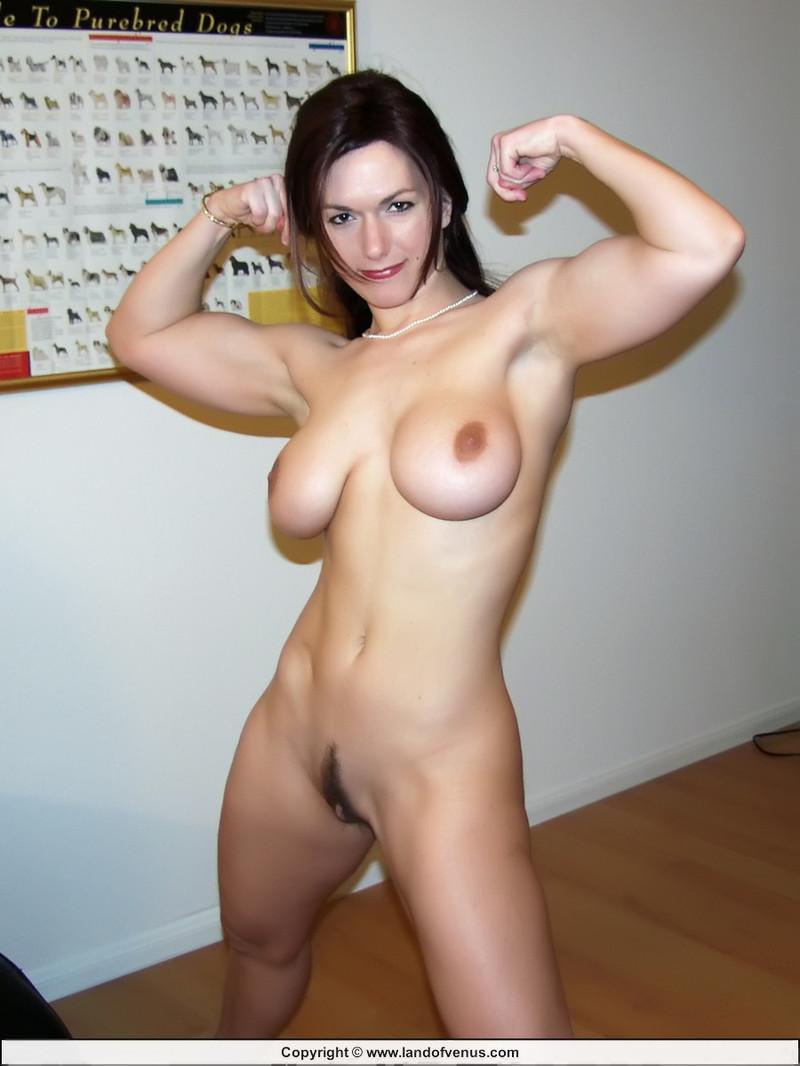 мускулистые сучки порно